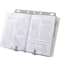 LEGGIO BOOK-LIFT A4 E A3 21140 SILVER FELLOWES 21140
