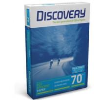 CARTA BIANCA DISCOVERY 70 A4 70GR 500FG Discovery70A4 - Conf da 5 pz.