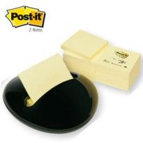 DISPENSER STONE NERO+12 RICARICHE 100fg Post-it 7100172409