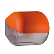Dispenser carta igienica rt/interfogliata orange Soft Touch A61900AR