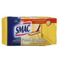 PACK 12 PANNI SMAC SYSTEM PAVIMENTI E MULTIUSO M74395