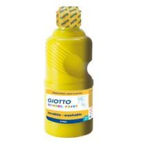 TEMPERA PRONTA 250ML lavabile GIOTTO GIALLO 530802