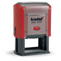 Timbro Original Printy 4929 50x30mm 7righe autoinch. personalizzabile TRODAT 3670.