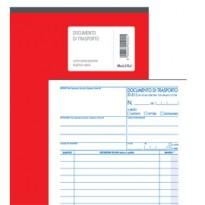 DOCUMENTO DI TRASPORTO 150x225mm 50fgx3 copie(mitt-dest-vett) BM 0100401