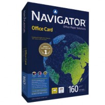 CARTA NAVIGATOR office card A3 160GR 250FG 297X420MM 02 A3 160 NAV - Conf da 5 pz.