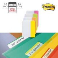 BLISTER 24 Post-it INDEX STRONG 686-PLOY 50,8X38MM X ARCHIVIO 23773
