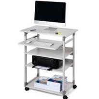 PC WORKSTATION SYSTEM 75 VH GRIGIO 3720-10