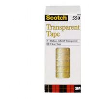 TORRE 8 RT NASTRO ADESIVO Scotch 550 19MMX33M IN PPL 7100029315