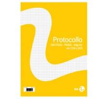 FOGLI PROTOCOLLO A4 60gr 20fg 5mm BM 0100259