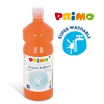 Tempera pronta 1lt arancio PRIMO 204BR1000250