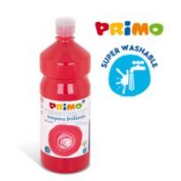 Tempera pronta 1lt rosso vermiglio PRIMO 204BR1000300