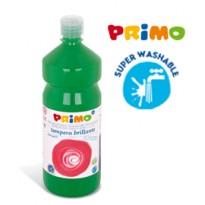 Tempera pronta 1lt verde brillante PRIMO 204BR1000610