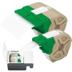 ROTOLO PLASTICA 10mt x 88mm GIALLO permanente iCON LEITZ 70160115