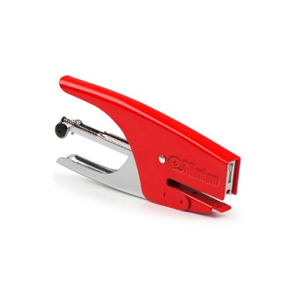 CUCITRICE A PINZA passo 6 - colore rosso TiTanium TI0107R