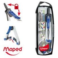 COMPASSO TECNICH COMPACT 5pz max MAPED 538705