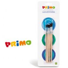 BLISTER 5 PENNELLI TONDI assortiti PRIMO 1240BPT