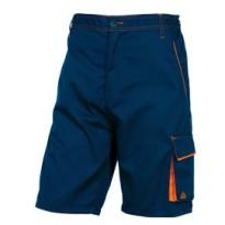 BERMUDA da LAVORO M6BER blu/arancio Tg. XL PANOSTYLE M6BERBMXG