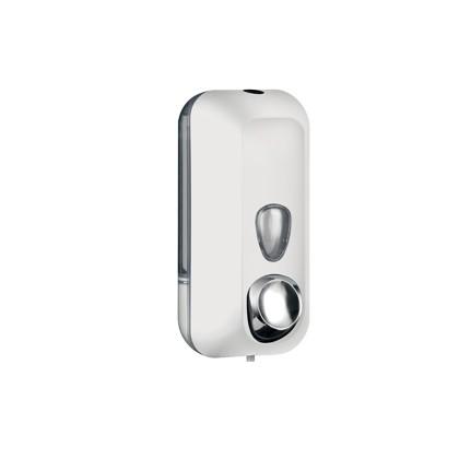 Dispenser sapone liquido 0,55lt bianco Soft Touch A71401BI