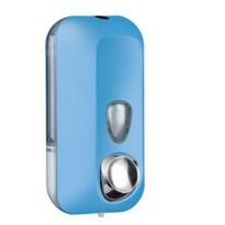 Dispenser sapone liquido 0,55lt azzurro Soft Touch A71401AZ