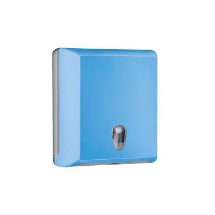Dispenser asciugamani piegati C/Z azzurro Soft Touch A70610EAZ