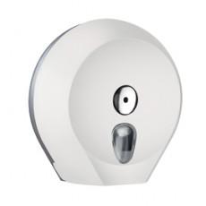 Dispenser carta igienica Midi Jumbo 23cm bianco Soft Touch A75610BI