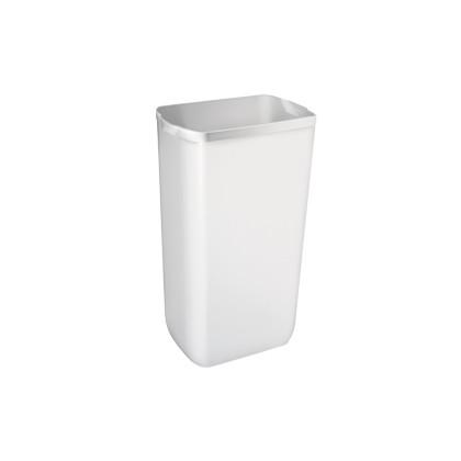 Cestino gettacarte 23lt bianco Soft Touch A74201