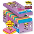 VALUE PACK 16 BLOCCO 90fg Post-it Super Sticky Z-notes 76X76MM R-330-SS-VP16 29833