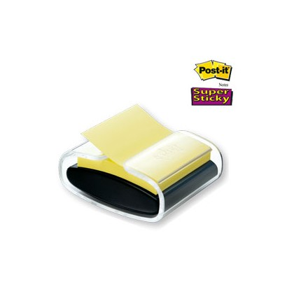 DISPENSER PRO nero +1 Post-it 76x76mm 63318