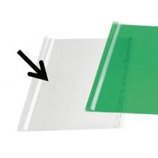 COPRILIBRO CRISTAL LISCIO NEUTRO TRASPARENTE 50x31cm C/ADESIVO RI.PLAST 25413901 - Conf da 20 pz.