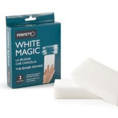 Blister 2 SPUGNE CANCELLA-MACCHIE Whitemagic PERFETTO 0246E