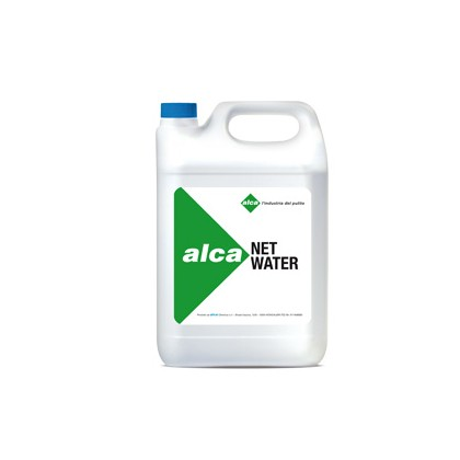 DETERGENTE ACIDO Net Water Tanica 5kg Alca ALC637