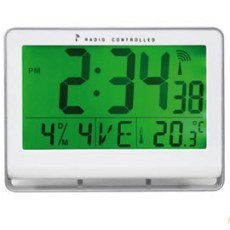 OROLOGIO DIGITALE LCD 20x15x3cm ALBA HORLCDNEO