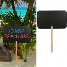 Silhouette Board Sticks  73,5x45cm Securit FBS-RECTANGLE