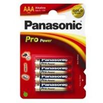 BLISTER 4 ministilo LR03 Pro Power AAA PANASONIC C100003