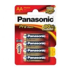 BLISTER 4 stilo LR6 Pro Power AA PANASONIC C100006