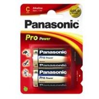 BLISTER 2 mezze torce LR14 Pro Power C PANASONIC C100014