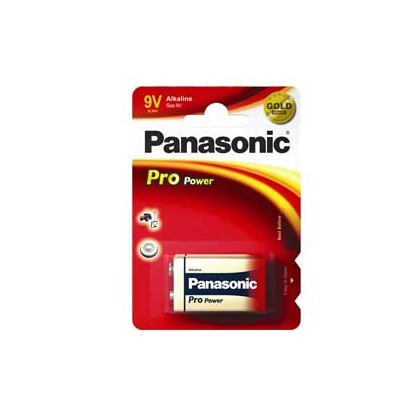 BLISTER 1 Transistor 6R61 Pro Power 9V PANASONIC C100061