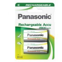 BLISTER 2 mezze torce ricaricabili READY TO USE C PANASONIC C307014