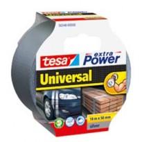 NASTRO ADESIVO 10mtx50mm GRIGIO tesa Extra Power Universal 56348-00000-06