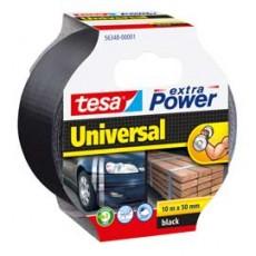 NASTRO ADESIVO 10mtx50mm NERO tesa Extra Power Universal 56348-00001-05