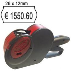 PREZZATRICE Nuova SMART 8-2612 Printex SM2612-08n/rtk