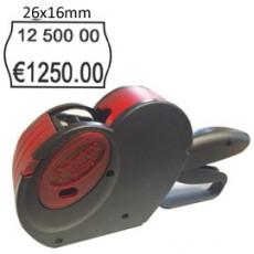 PREZZATRICE Nuova SMART colori ass. 16-2616 Printex SM2616-16n/rtk