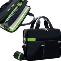 Borsa smart traveller per PC 13,3 nera Leitz Complete 60390095