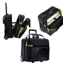 TROLLEY CARRY-ON SMART TRAVELLER Leitz Complete 60590095