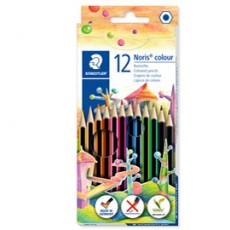 Astuccio 12 matite Noris Colour in Wopex colori assortiti STAEDTLER 185C12