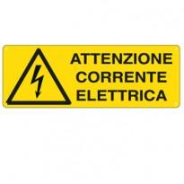 CARTELLO ALLUMINIO 35x12,5cm E1743K