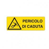 CARTELLO ALLUMINIO 35x12,5cm E1757K