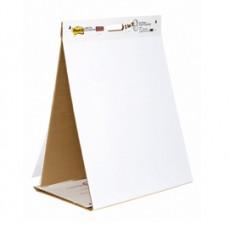 BLOCCO/LAVAGNA AUTOPORTANTE 20FG Super Sticky 563DE 58,4x50,8cm Post-it 7100171595
