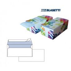 BOX DISPENSER 150 BUSTE BIANCHE 110X230MM 90GR S/FINESTRA con STRIP BLASETTI 0392