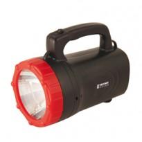 FARO A LED 1W RICARICABILE PORTATA 150mt LR549